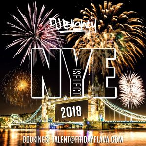 #NewYearsEve 2018 // Play 30 Seconds Before Midnight // Instagram: djblighty