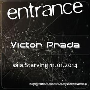 Victor Prada - Entrance 017, Madrid (11-01-2014)