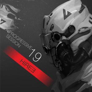 Hiree Progressive MixTape 19 (10.04.2014)