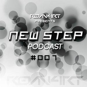 "Revn4rt Presents ""New Step Podcast"" - 007"