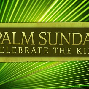 Palm Sunday - Geff Mayer - 20th March 2016