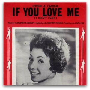 Sweet Company on Radio Cardiff #24 - 'If You Love Me'
