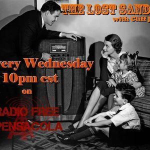 The Lost Sandal w_Cliff Judd and tracks from Pink Frost, Guerilla Toss, Ride, Pissed Jeans, and more