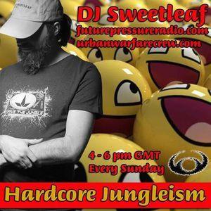 DJ Sweetleaf - HARDCORE JUNGLEISM - Urban Warfare Crew - 21_05_2017