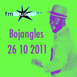 Bojangles on FM Brussel 26/10/2011
