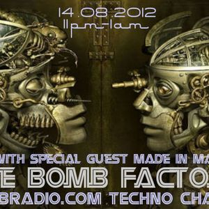 M.D.T. Tsunami set for The Bomb Factory august 14th 2012