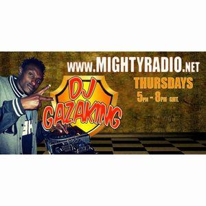 THE JUKE BOX SHOW ON MIGHTY RADIO DANCEHALL MADNESS OCT 2014  (DJ GAZAKING PODCAST LIVE)