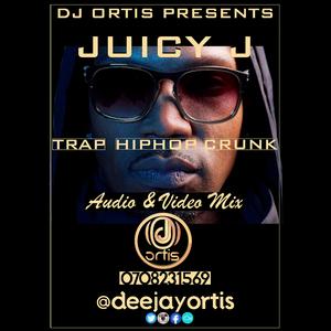 Juicy J Audio & Video Mixtape By Deejay Ortis by Deejayortis