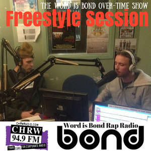 WIB Rap Radio - Freestyling with Mat Labatt and Bill Beamin