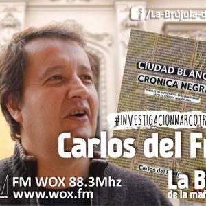2014-08-07│Parar Para Pensar-PPP│Carlos del Frade- Periodista-Escritor-Investigador