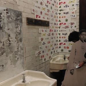 LADIES ROOM at The Edwardian Cloakroom - Exploring a Womens Space  Julie Hill and Catherine Anyango