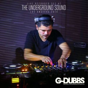 G-Dubbs live at The Underground Sound