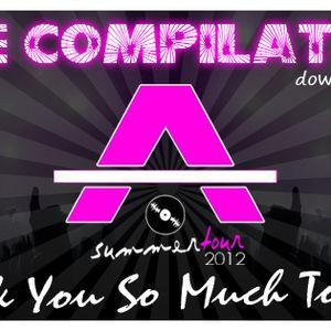 AlexLambertiDJsummertour2012 - Compilation