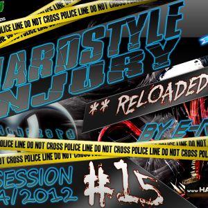 E Razer – Hardstyle Injury * Reloaded * Live #15 | 12/04/12