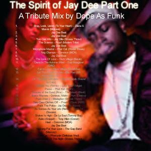 Dope As Funk (samurai.fm) - The Spirit Of Jay Dee