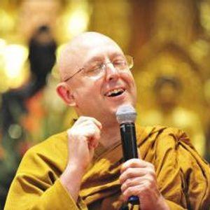 Ajahn Brahm at Armadale Meditation Group