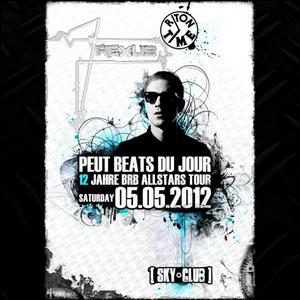 Rexus (DJ-Set) @ Sky Club Leipzig 05.05.12