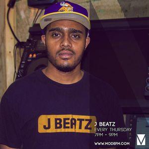 11/08/2016 - J Beatz - Mode FM (Podcast)
