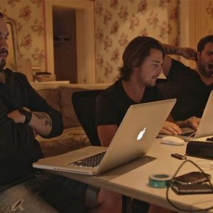 Swedish House Mafia Live Hackney,Marshes(UK)23-06-2012