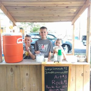 EP44: A Lemonade Stand From A Child's Perspective