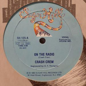 "Dr. J Presents... ""Rap Recipes"" Volume 5 (Crash Crew - The Making of ""On The Radio"": 1983)"