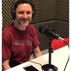 SANTOS Y PECADORES entrevista a Franco Luciani