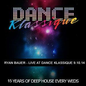 Ryan Bauer - LIVE at Dance Klassique 9.24.14