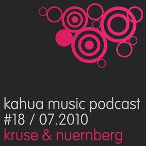 Kahua Music Podcast #18 - Kruse & Nuernberg