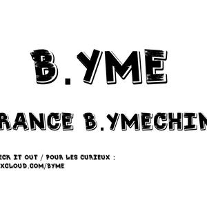 B.YME - Trance B.YMEchine 026