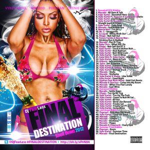 DJ FearLess - Final Destination Mix
