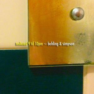 Behling & Simpson - Teshno Podcast