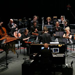VIGIL (Dave Maric 2016) Premiere performance, Cheltenham Festival, 9 July 2016