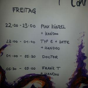 Doctor Live @ Bunker 57 Eisenach [Thüringen] - Closing Party (03:30 - 04:30 AM)