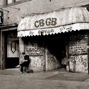 NYC // CBGB's