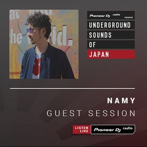 Namy - Underground Sounds Of Japan