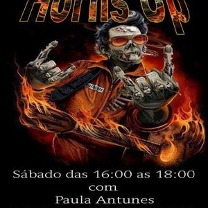 3º Horns Up @ www.rocknradio.pt 01 Mar 2014