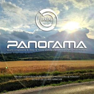 Panorama @ Prime FM 013 | Mixed by Chris Armour | 20140703