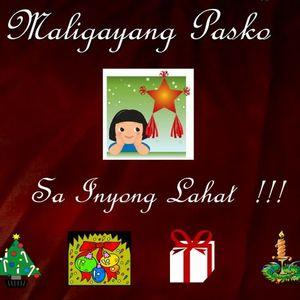 Masayang Pasko Ng Pinoy