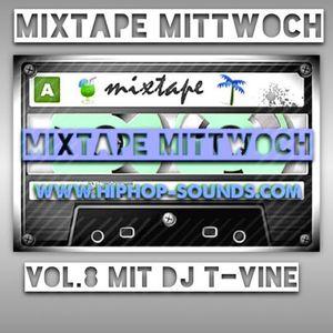 MixtapeMittwoch Vol.8 with DJ T-vine