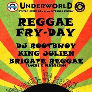 Brand New Bangarang Mix @ Reggae Fry-Day 7.06.2013