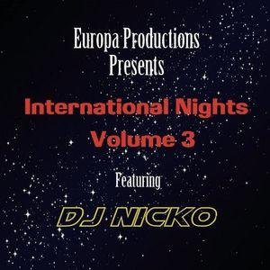 International Nights 2012 Volume 3