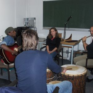 Live radio jam session of Thierno Barry (Senegal) & Friends (Netherlands)