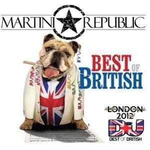 "domforth* Live at ""Best of British""@ Martini Republic (August 8th 2012)"