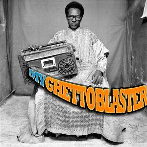 My GhettoBlaster ˚1