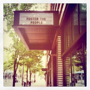 SEGURA! MiniMixtape Foster The People