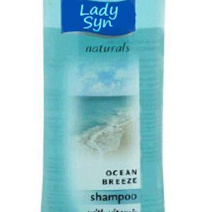 Ocean Breeze Shampoo with Vitamin Bass