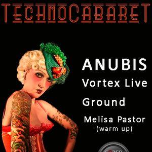 Melisa Pastor @technocabaret 03.09.11