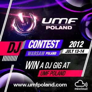 UMF Poland 2012 DJ Contest - Clay Van Massa