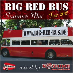 Big Red Bus Summer Mix on Tour 2015