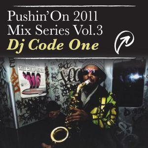 Pushin'On Mix Series Vol.3 - Dj Code One - Rough & Ready At Portsdown